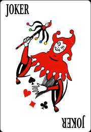 tour de magie carte joker